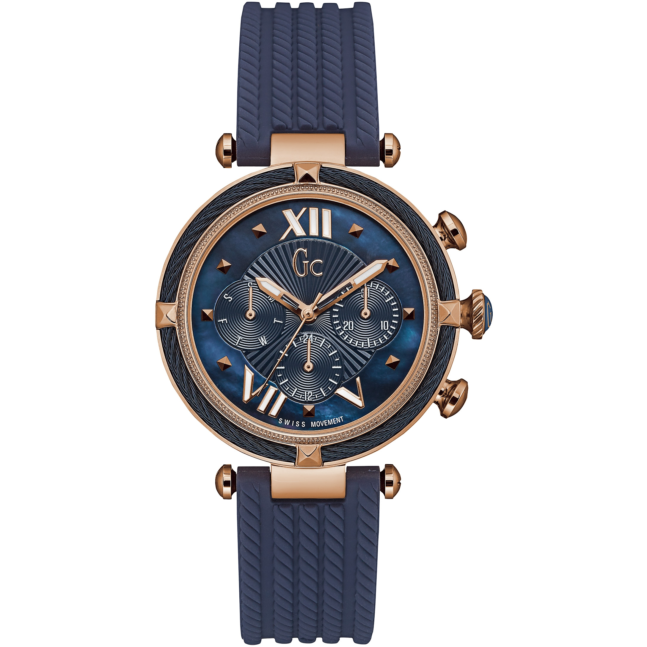 Guess GC CableChic Blue